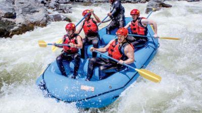 Rafting b6zgba