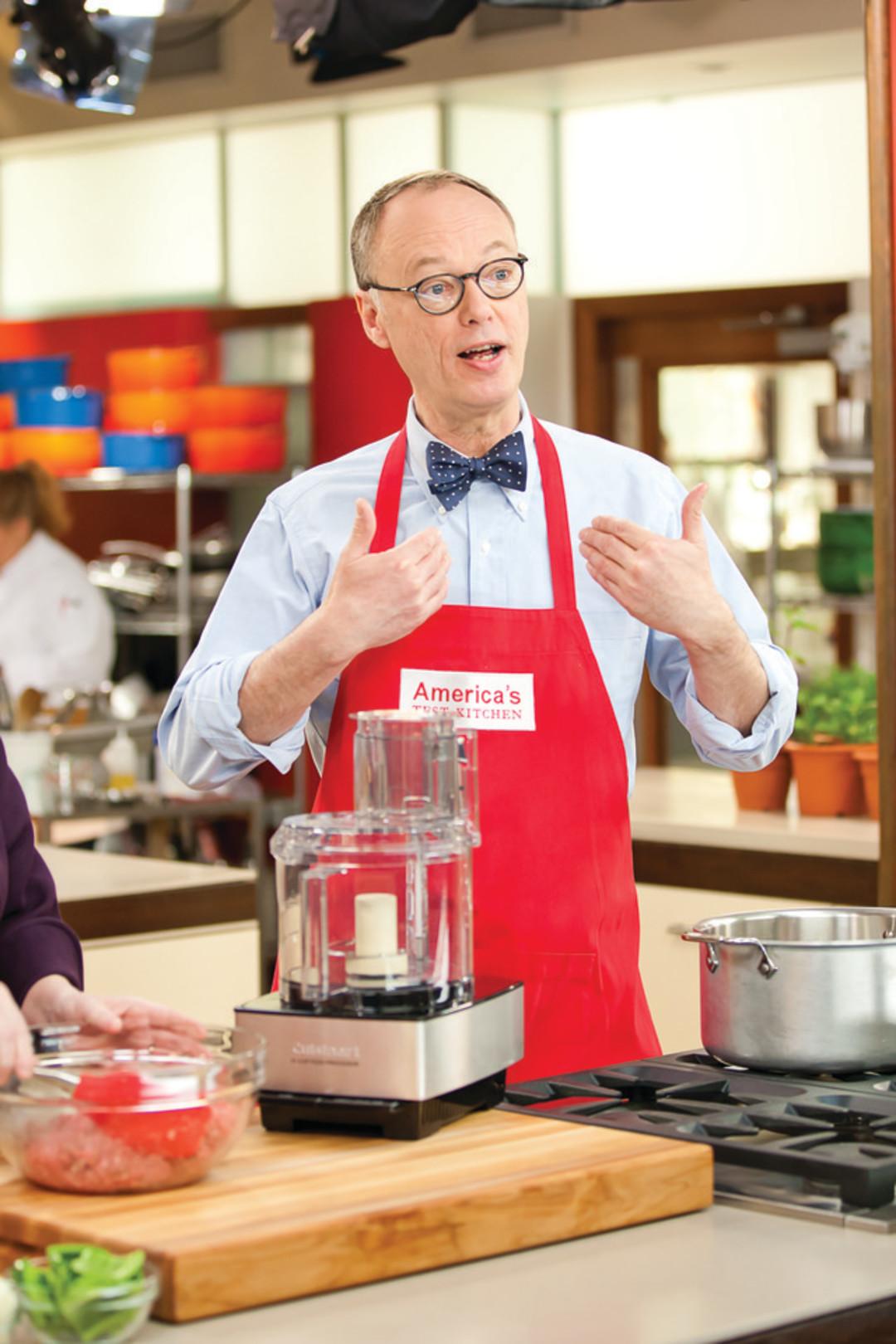Chris Kimball Not On America S Test Kitchen