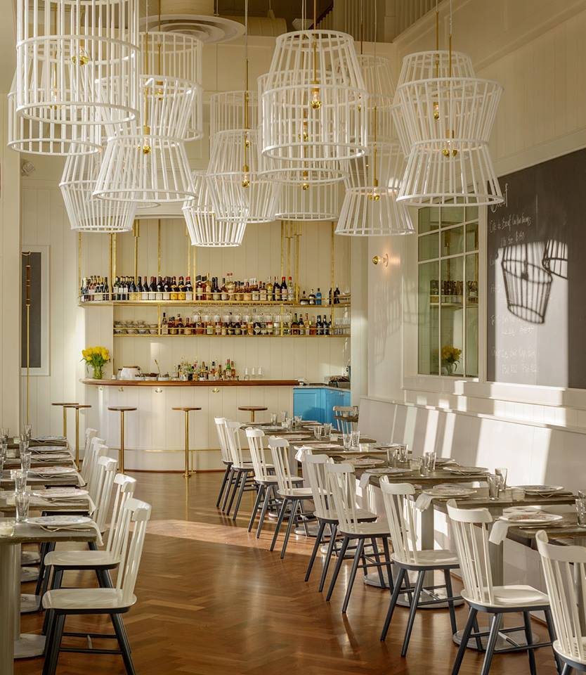 Imagine It Communal Table Family Style Meal Three Courses From Bateau Chef Taylor Thornhill