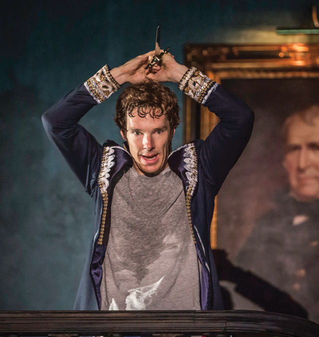 9. hamlet  benedict cumberbatch . photo by johan persson. pcimre