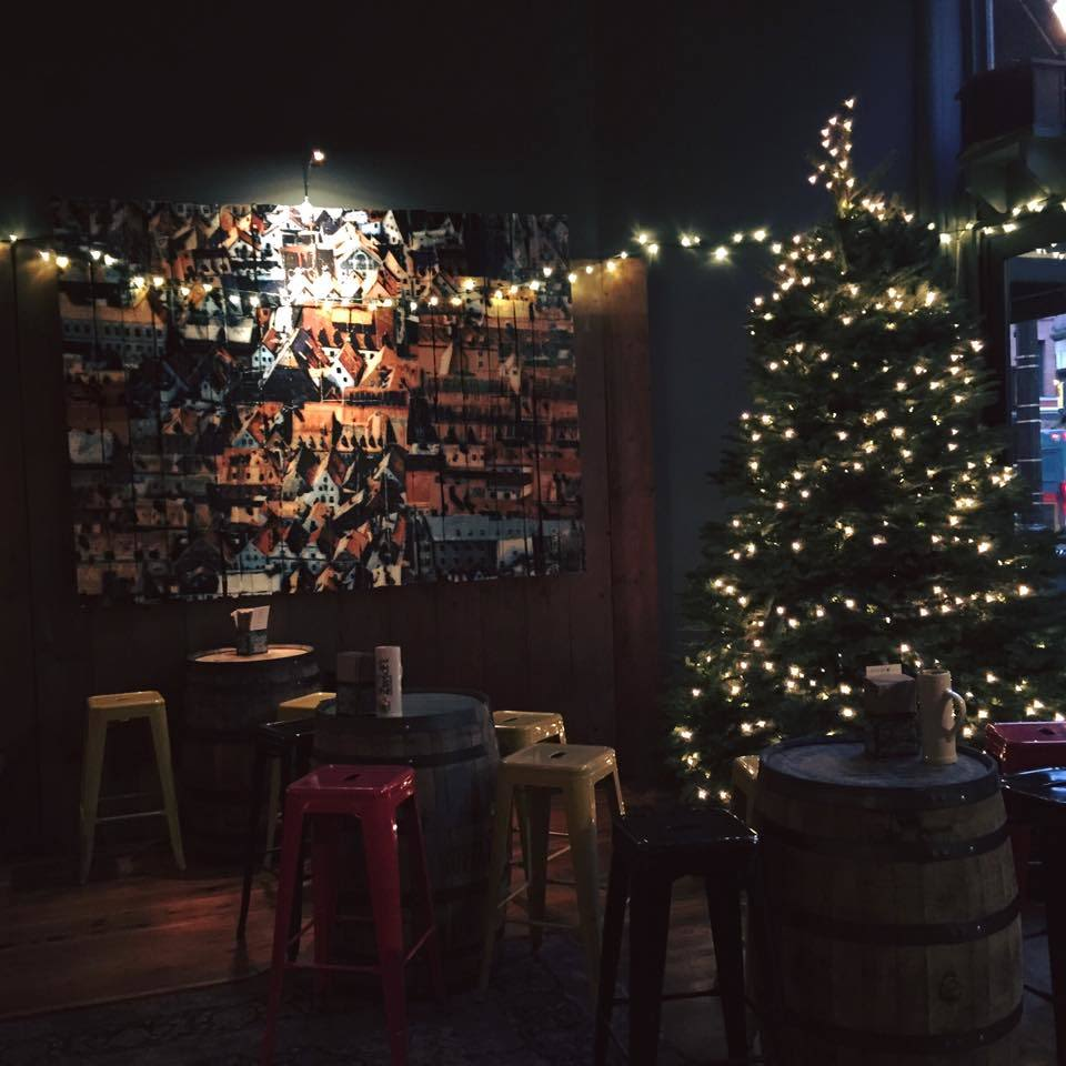 Seattle Christmas.Holiday Dining 2016 Christmas Eve And Christmas Dinner In