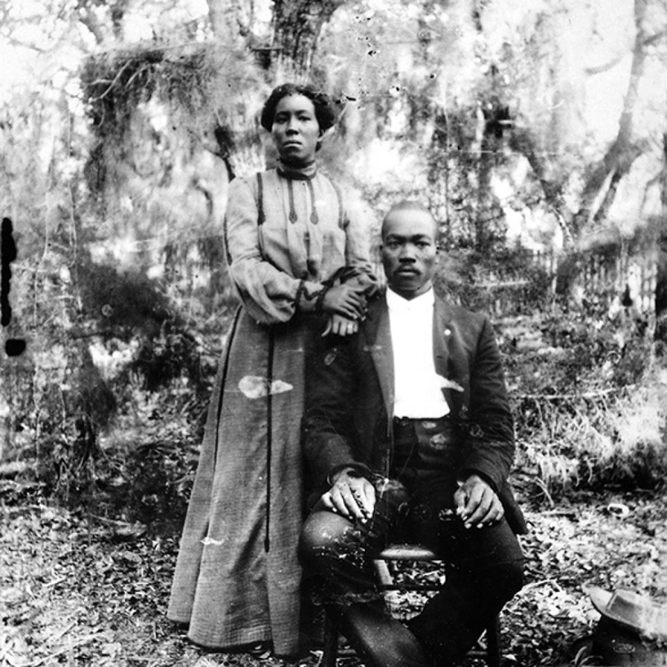 Lewis and Irene Colson, Sarasota's first Black settlers