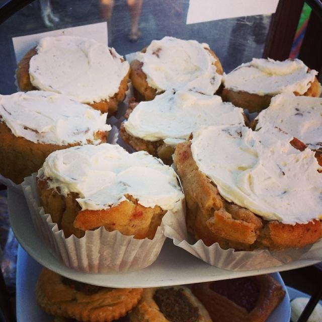 Seattle Restaurant News Vegan Sweets Gluten Free Pastries