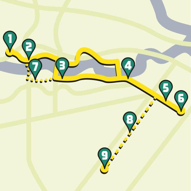 0715 bicycling routes 1 bayou bliss yaaoik