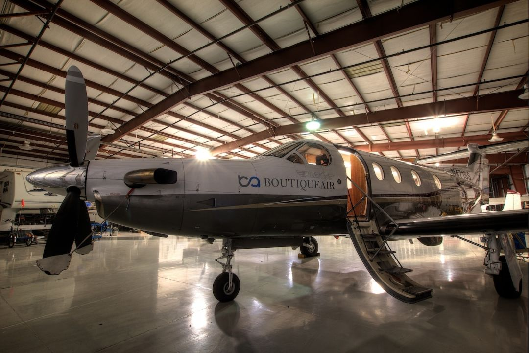 N471ss exterior port side 1 wti6wh. Fly Boutique Air ...