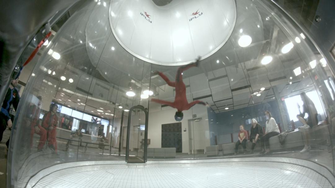 Spencer ifly indoor skydiving tigard znyewq