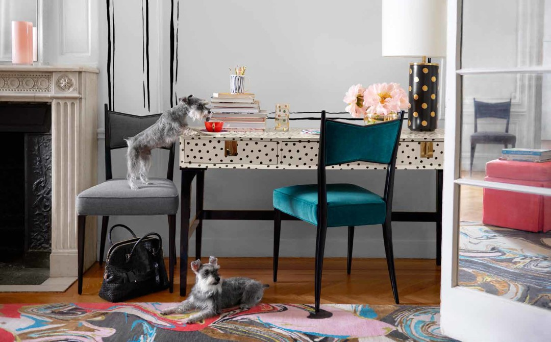 Kate spade new york home furnishing collection fall 2015 look book5 o8v9ot