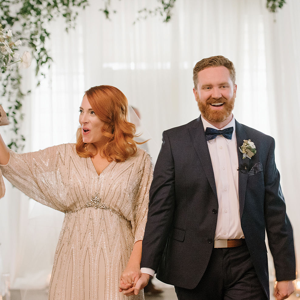 Real Wedding: Jessica Peterson & Taylor Gersbach
