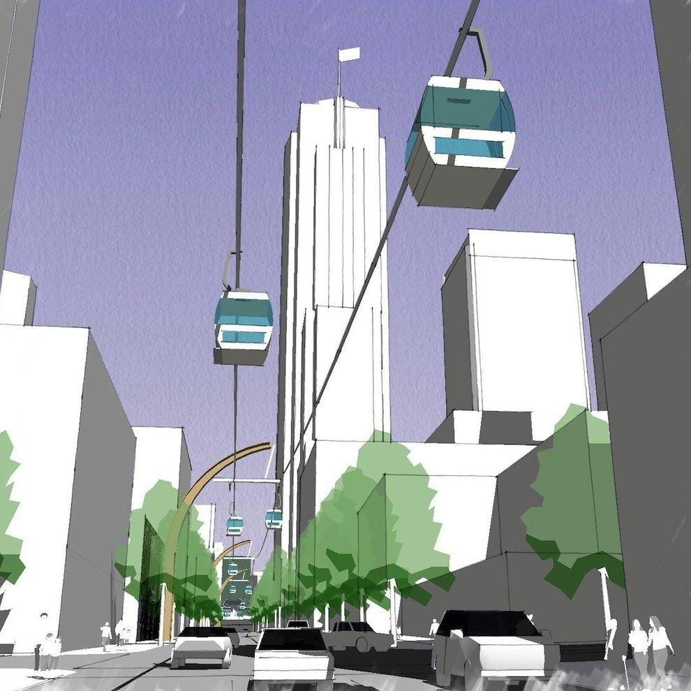 Union street gondola uiouuj