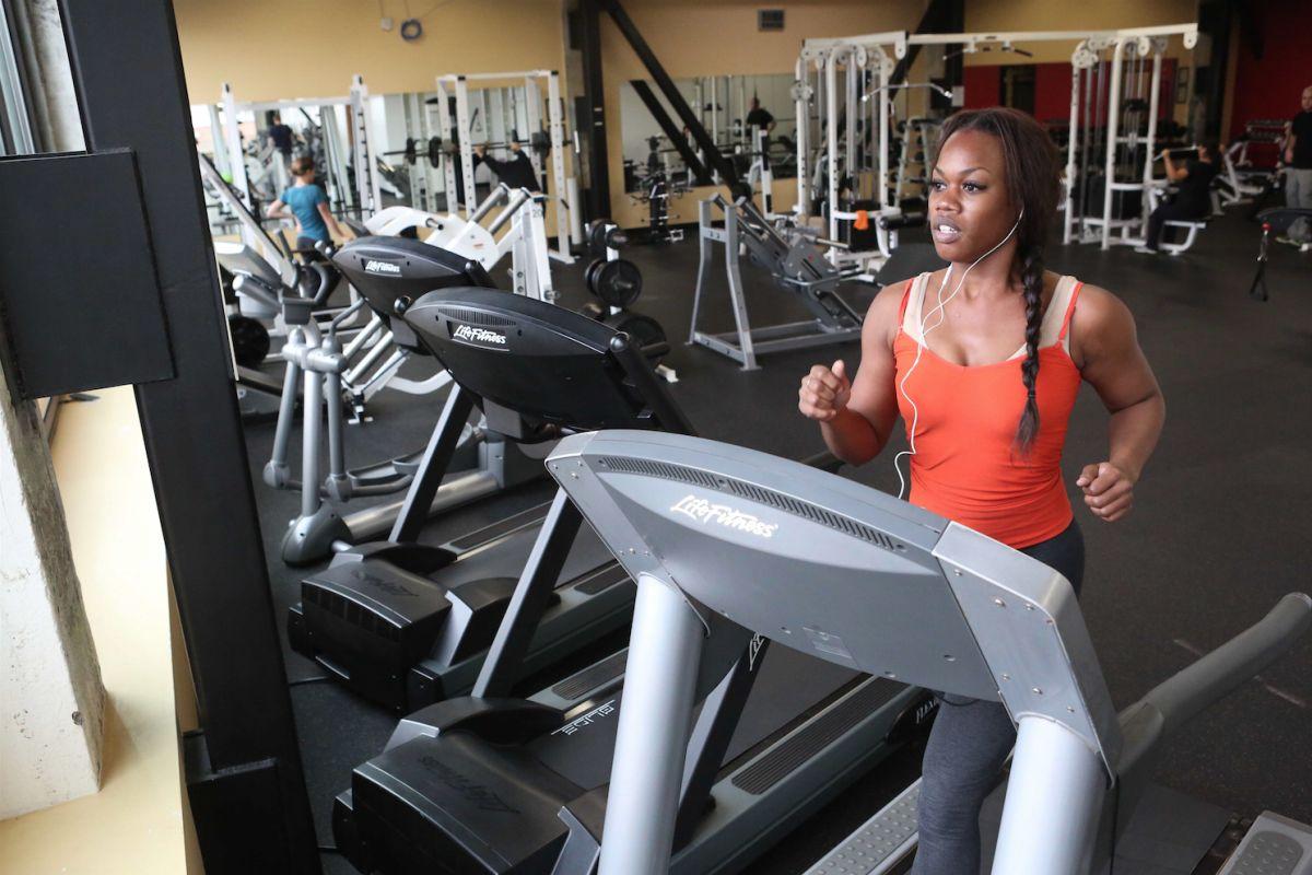 Gym Spotlight Me Fitness Studios Portland Monthly Circuit Workouts Oregon Curcuit Workout Ass