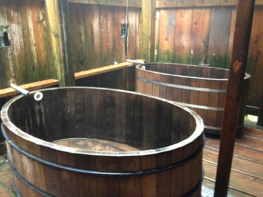 Slide Show: Bagby Hot Springs | Portland Monthly