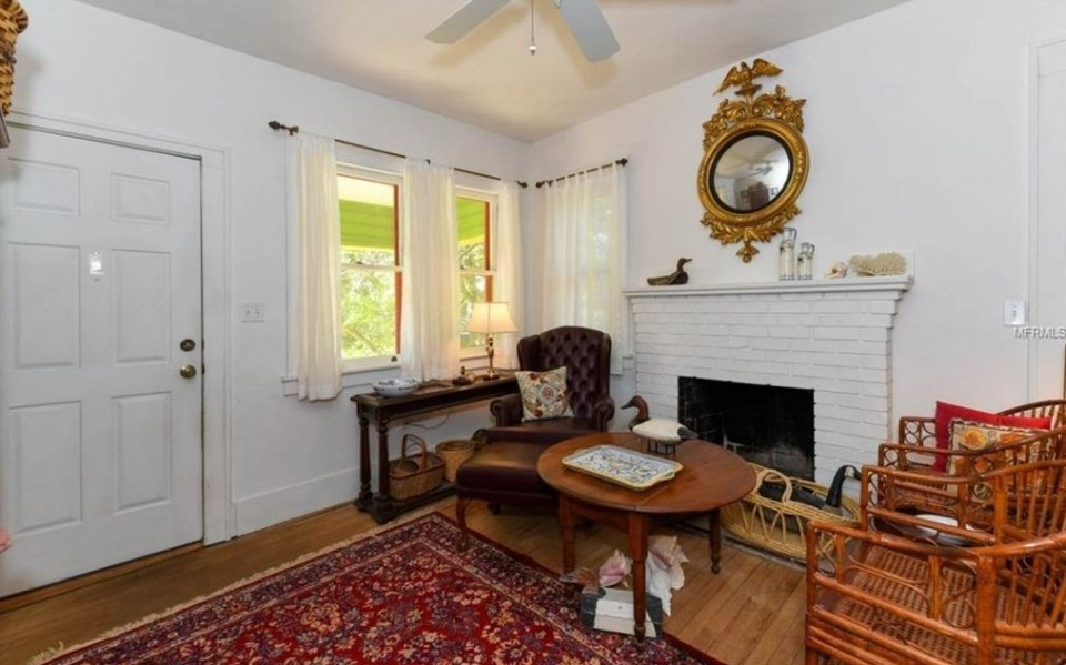 For Sale 1920s Bungalow In Downtown Sarasota