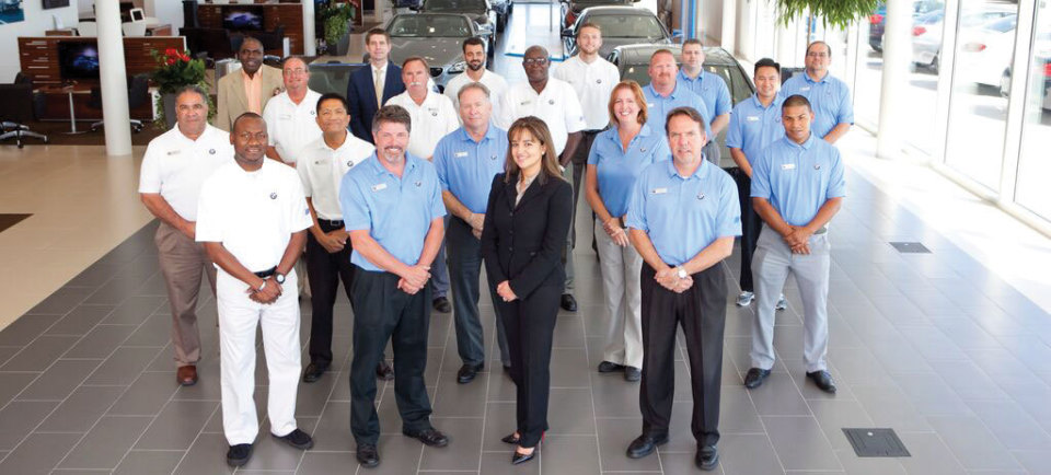 Faces Of Automotive BMW of West Houston  Houstonia