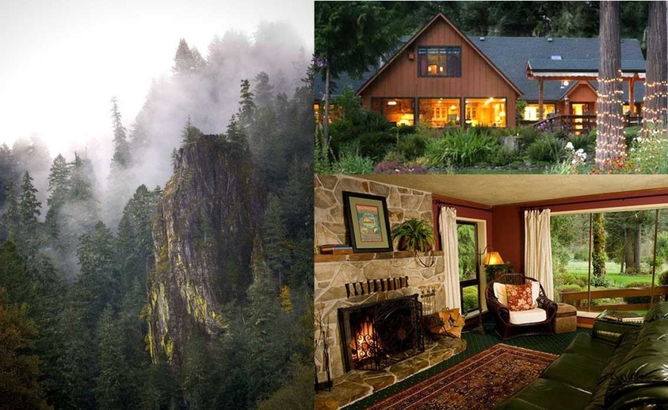 The Pacific Northwest's 25 Best Lodges   Portland Monthly