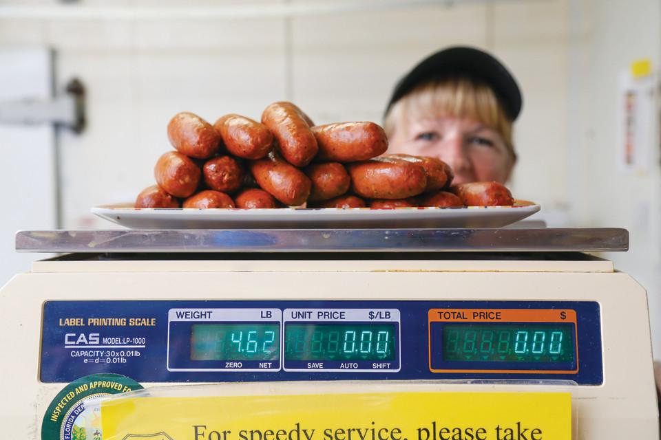Geier S Sausage Kitchen Butcher Shop Restaurants