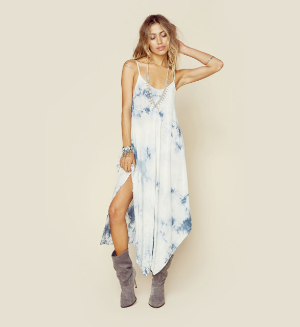 maxi dress history essay