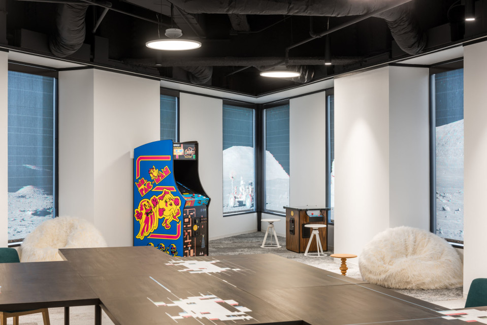 DesignHive Is Bringing The Stylish Office Of The Future To Houston. Four  Innovative Architecture Firms ...