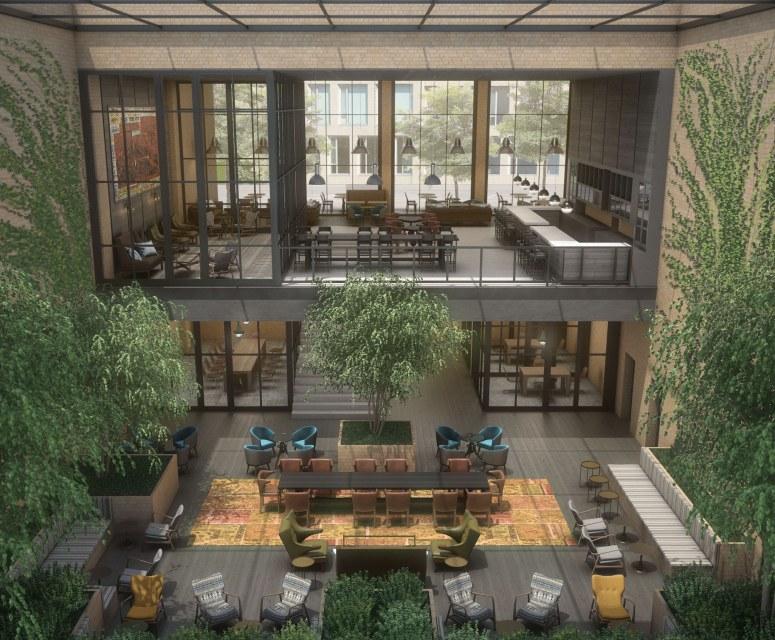 A Sneak K At Portland S Next Hotel Boom