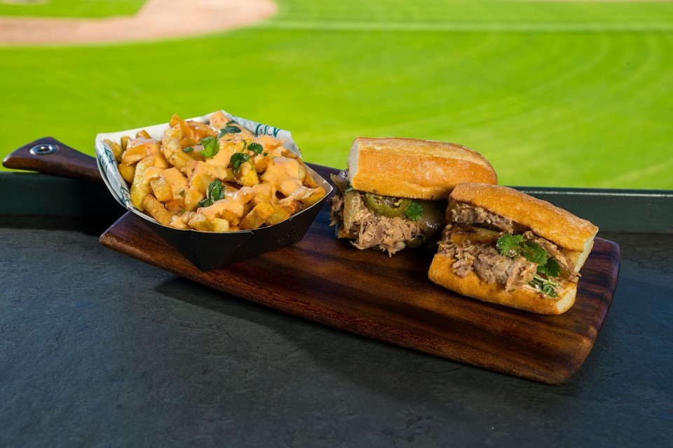 Feast Your Eyes on T-Mobile Park's New Food Offerings
