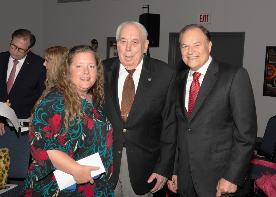 Royal Habsburg Family Honors Former Congressman Lampson For Nasa Advocacy Houstonia Magazine