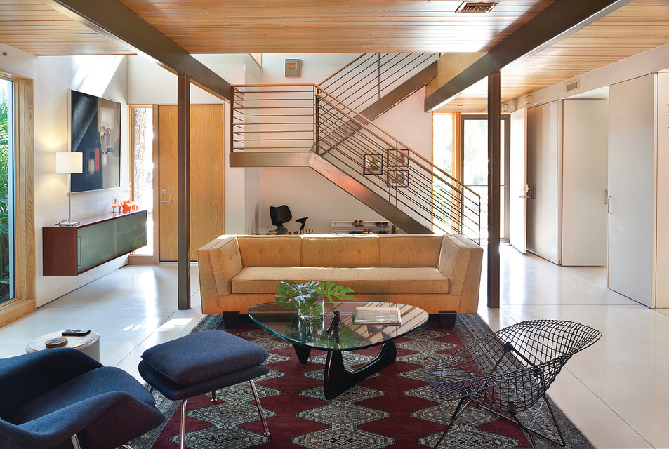 A Laurel Park Home Gives The Classic Ranch House Decidedly Modern Twist