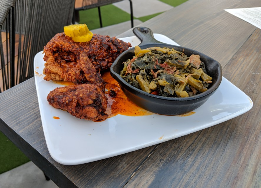 Taste Bar Kitchen Is Your New Go To Place For Chicken And Waffles Houstonia Magazine