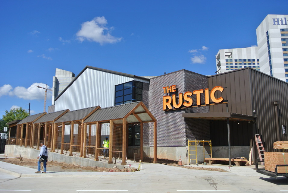 The Rustic Aims to Be Your New Party Destination | Houstonia