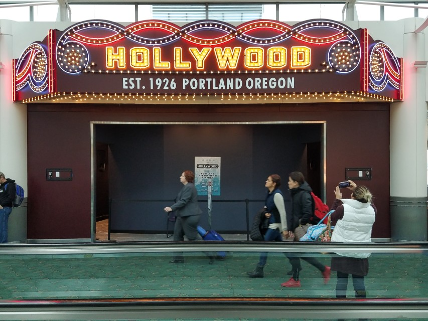Hollywood Theatreu0027s Airport Cinema Opens February 23. PDX ...