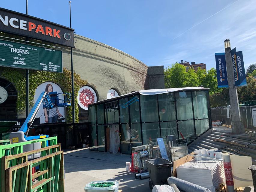 Here's What the Timbers' $85 Million Stadium Upgrade Looks