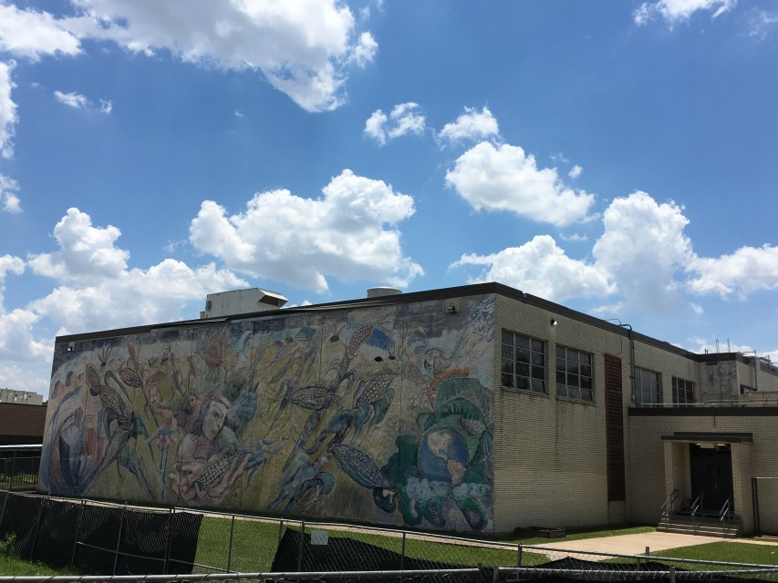 One Writer Reflects On Her Years At A Historic Houston High School As It  Faces Demolition.