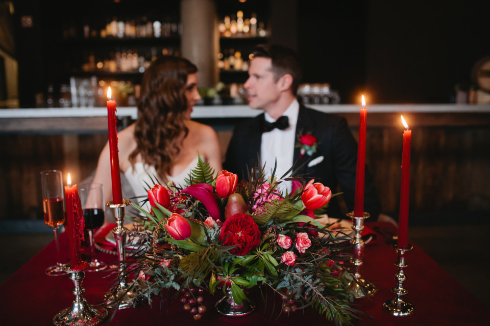 on location: a seattle wedding inspiration shoot for valentine's, Ideas
