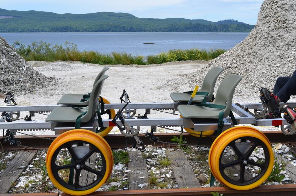 Here S What It Looks Like To Railbike The Oregon Coast Portland