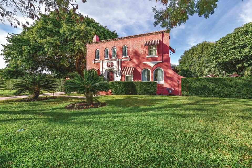 Old Florida Homes House Plan 2017