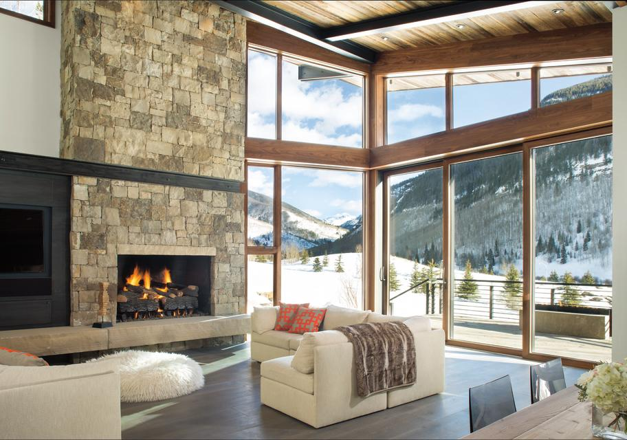 a renovated east vail abode vail beaver creek magazine