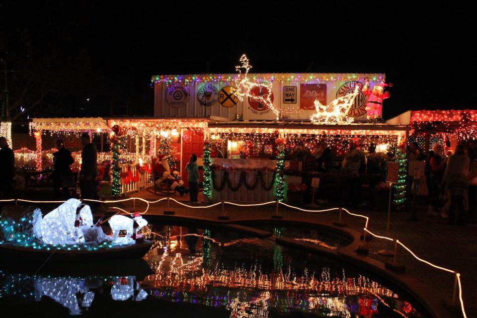 bufkin christmas wonderland still delights after 25 years