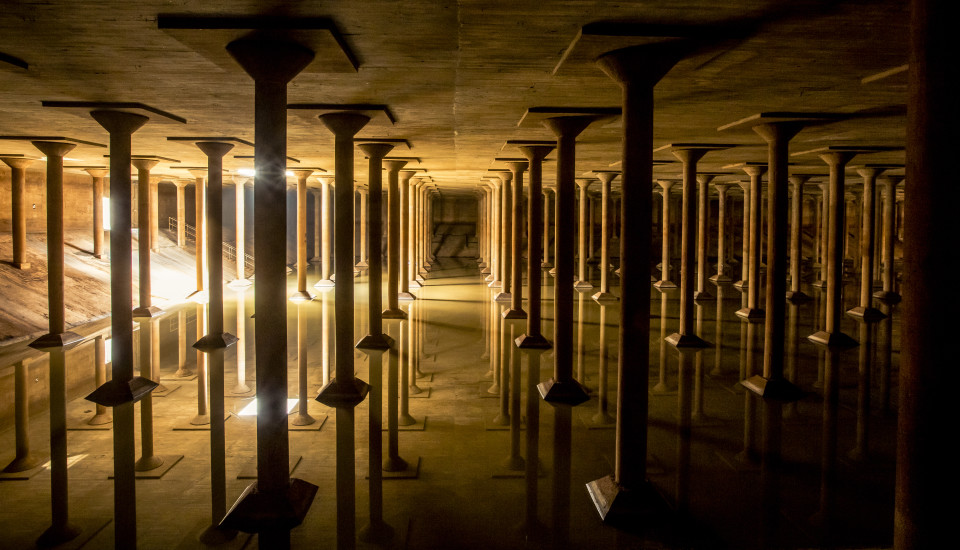 Image result for underground cistern in houston