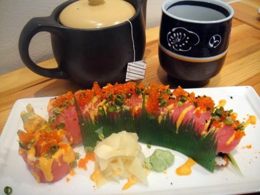 Mizu Sushi Restaurants Portland Monthly