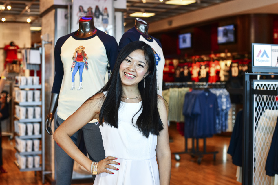 The Texans Have New Merch Courtesy Of Rongrong Devoe Houstonia