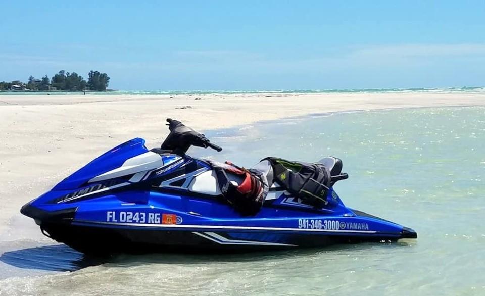 the latest 1f25d 32efc Siesta Key Jet Ski