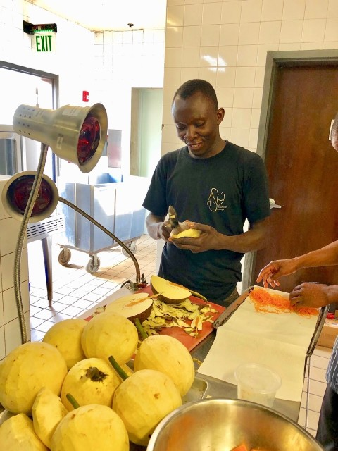 Postcards from the Food Edge: Departure's Gregory Gourdet in Haiti