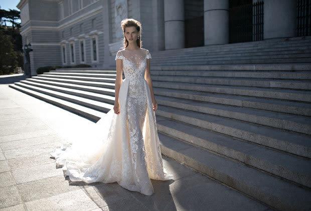 Trunk Show Berta Bridal At Nordstrom Pacific Northwest Weddings