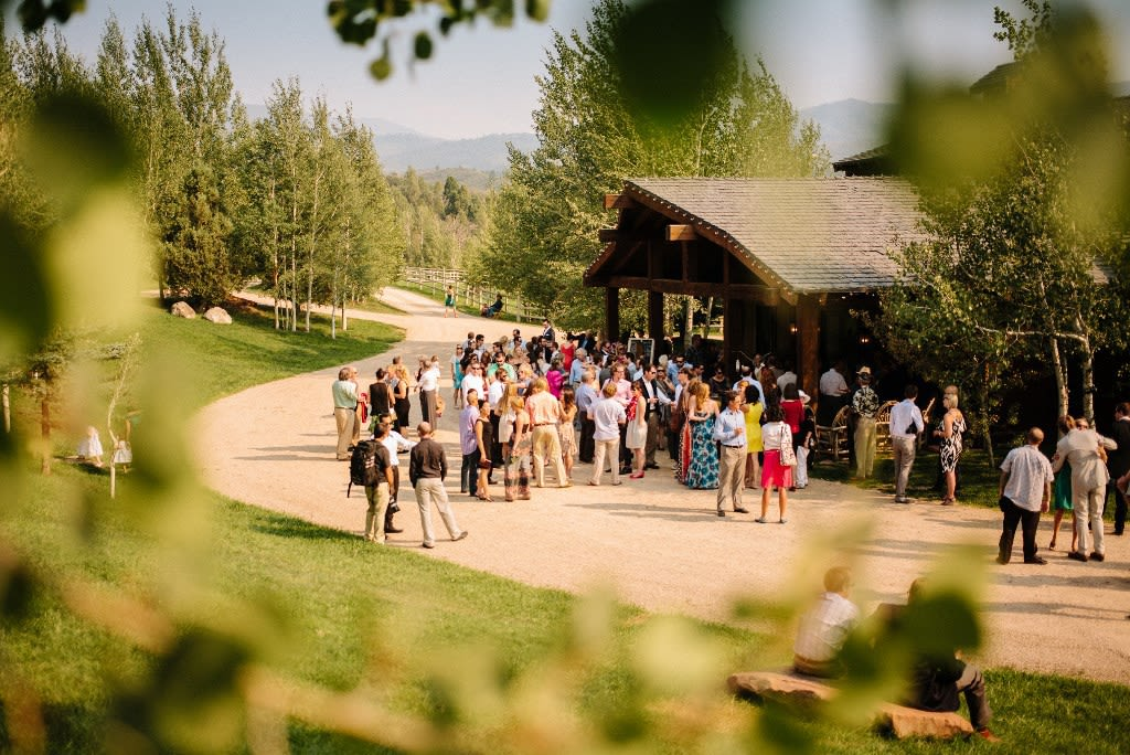 Real Utah Wedding: Katie & Bryan at Red Cliff Ranch | Park City Magazine