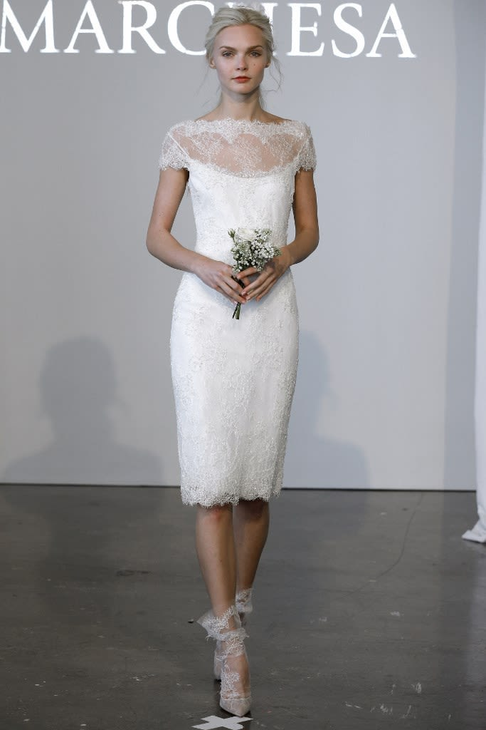 68d3279e Click through the gallery below to see more gowns from Marchesa's Spring  2015 Bridal Collection.