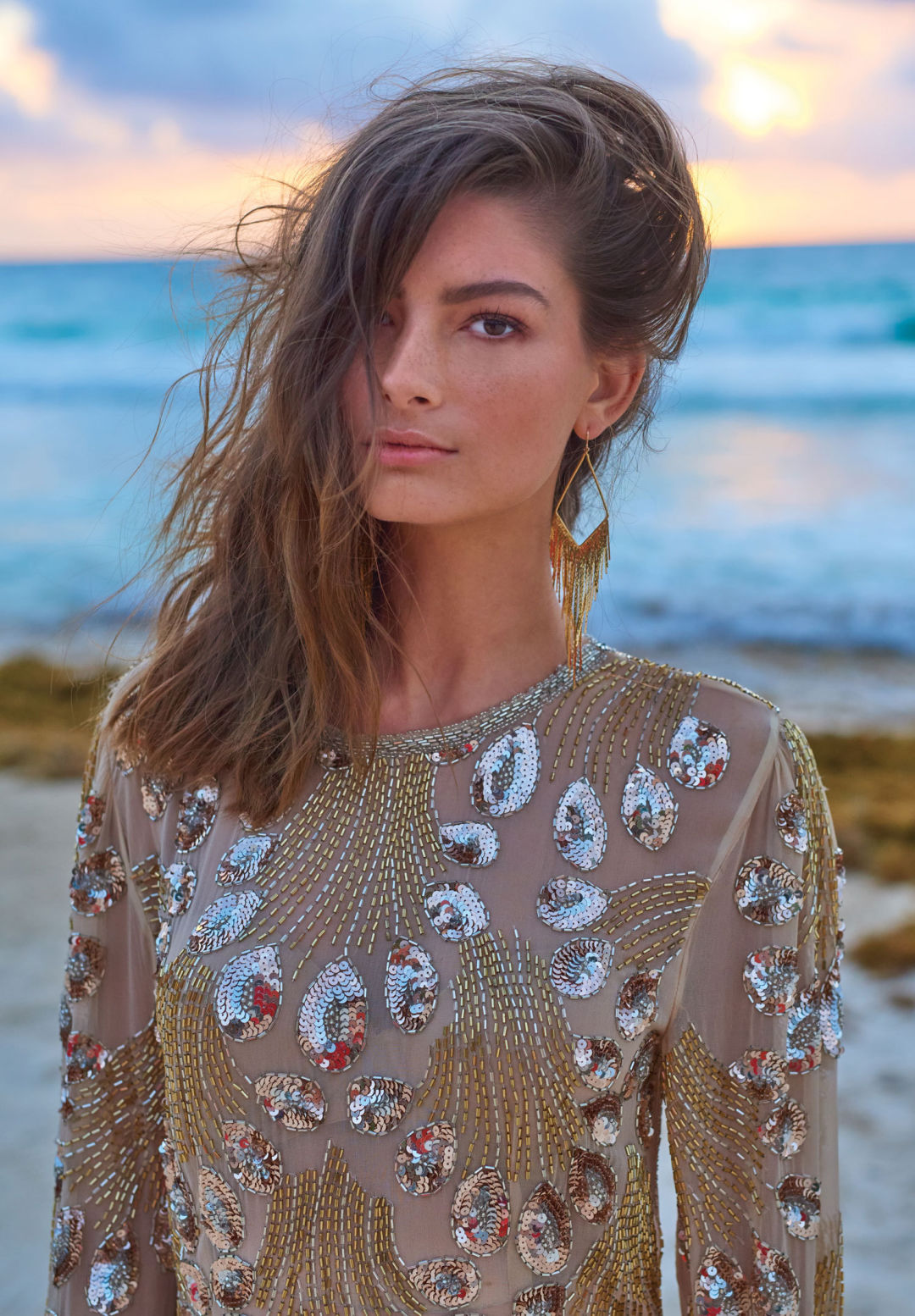 Gorgeous Gowns & Stylish Suits for Destination Beach Weddings ...