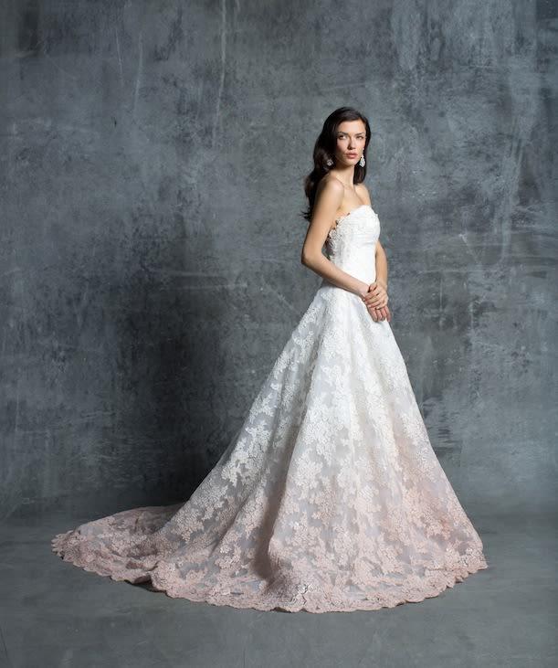 Trend Spotting Ombre Wedding Dresses Park City Magazine