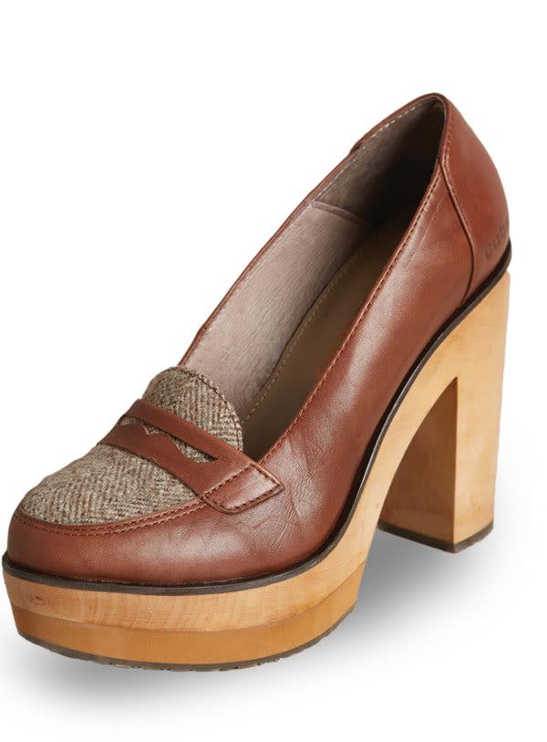 Cubanas wave loafer heels oludwi
