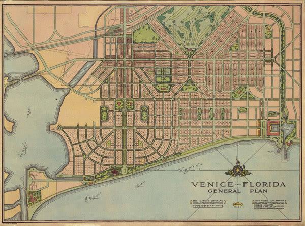 A Tour Of Venice Architecture Venice Magazine