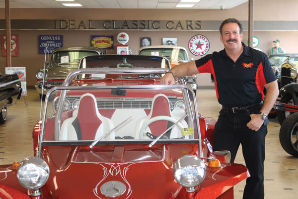 Classic Cars Of Sarasota >> Inside Michael Lombardo S Ideal Classic Cars In Venice