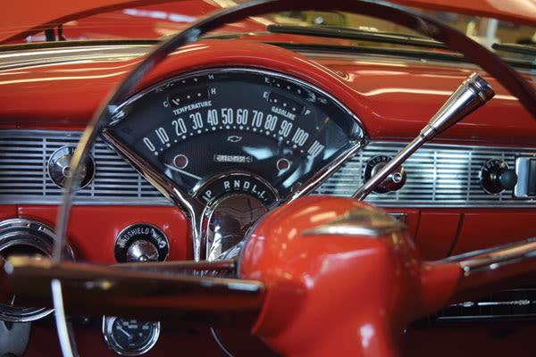 Inside Michael Lombardo's Ideal Classic Cars in Venice