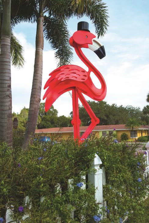 Flamingo olpmec